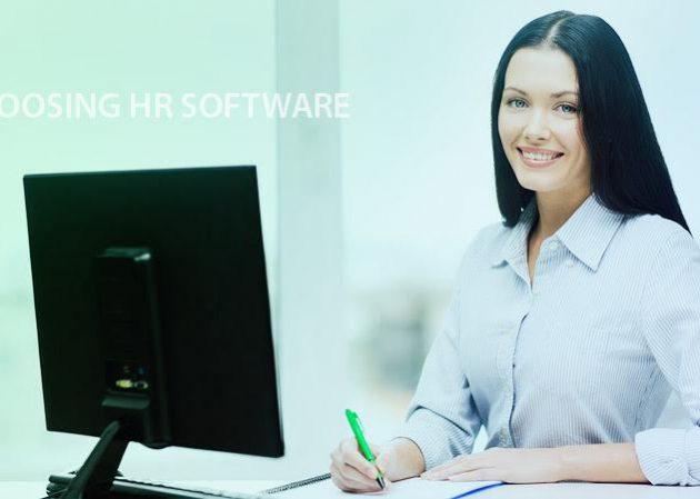 Choosing HR software